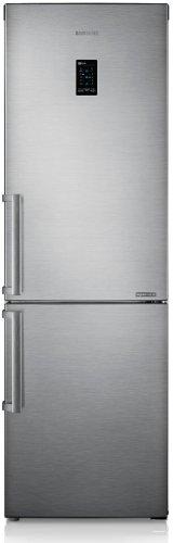 Samsung RB31FEJNCSS Autonome Acier inoxydable 206L 98L A++ - réfrigérateurs-congélateurs (Autonome, Bas-placé, A++, Acier inoxydable, LED, 4*)