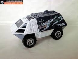 Matchbox 2014 # 91 / 120 Armored Recon Vehicle MBX Heroic Rescue Series