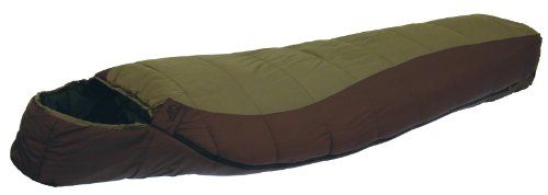 ALPS Mountaineering Clay/Brown Desert Pine -20 Degree Mummy Sleeping Bag (Regular)
