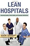 img - for Lean Hospitals 1st (first) edition book / textbook / text book