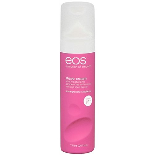 Eos 滑らかなシェービングクリームザクロラズベリーの香り 200ml 並行輸入品