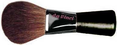 daVinci Powder Brush - Large Size - Oval Shape, Kabuki-type handle - Series 9523