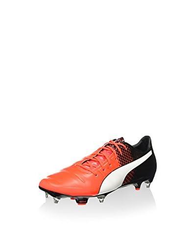 Puma Zapatillas de fútbol Evopower 1.3 Mx Sg Rojo / Blanco / Negro
