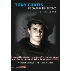 Tony Curtis: Driven to Stardom [ Origine Finlandese, Nessuna Lingua Italiana ]
