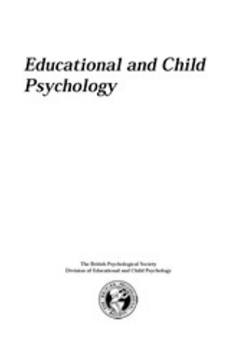 Educational and Child Psychology
