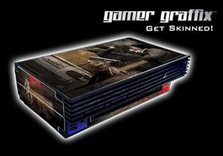 PS2 Skin Resident Evil 4