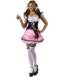 Beer Garden Shooter Girl Adult Costume