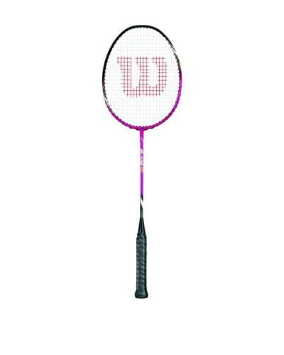 Wilson Badminton Raqueta Badminton Blaze 100 Bmtn Rkt 4 Fucsia / Negro