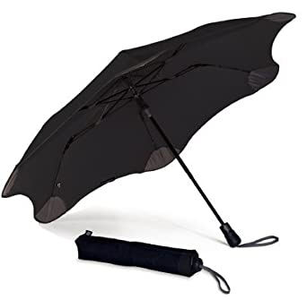 Blunt XS Metro Windproof Folding Umbrella Black