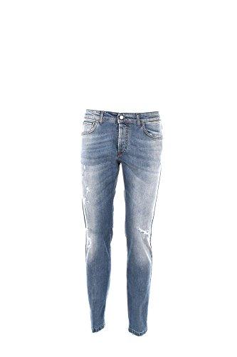 Jeans Uomo Entre Amis PA178212/206L138 Denim Autunno/Inverno Denim 34