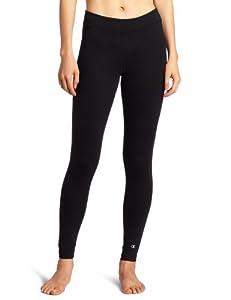 Champion Women's Absolute Workout Legging, Black, Medium