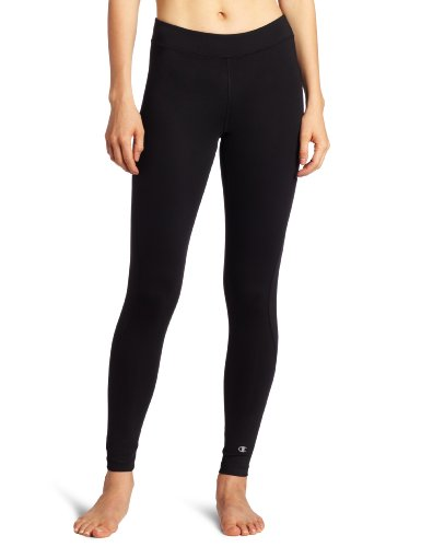Champion Women's Absolute Workout Legging, Black, Medium