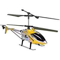 Syma S033G 3.5 Channel 700mm Large RC Helicopter Ready to Fly. Colors May Vary in Yellow or Red. from Cool City Trading