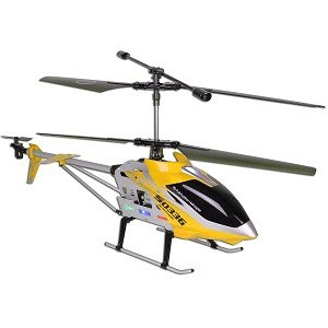 Syma S033G 35 Channel 700mm Large RC Helicopter Ready to Fly Colors May Vary in Yellow or Red