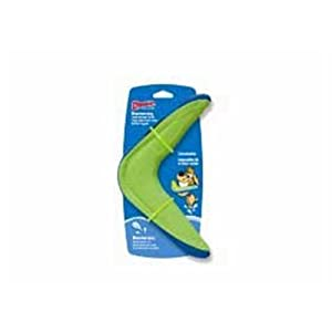 Chuckit! Amphibious Dog Toy, Boomerang, Floats (Colors Vary)