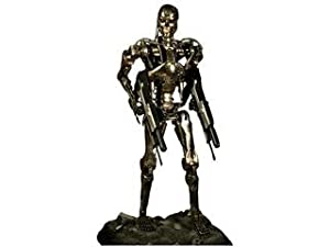 Sideshow Collectibles - Terminator 2 statuette 1/1 T-800 Endoskeleton Version 2 190 cm