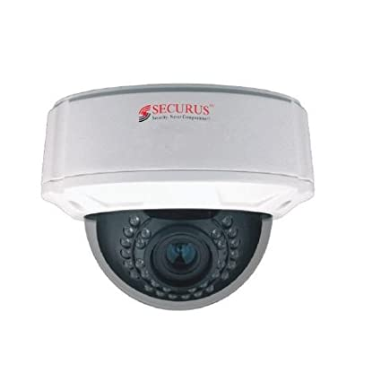 SECURUS SS-15D-AHDVF-M1.3 1.3MP Dome CCTV Camera