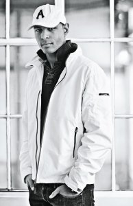 Mens Providence Jacket White M