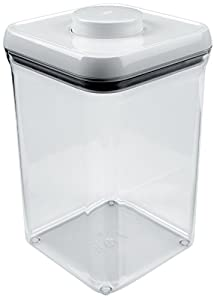 OXO Good Grips POP Big Square 4-Quart Storage Container