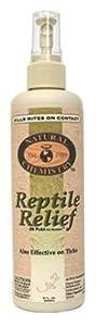 DeFlea Reptile Mite Spray, 8-Ounce