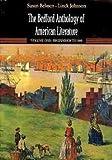 Bedford Anthology of American Literature V1 & Scarlet Letter (0312387709) by Susan Belasco