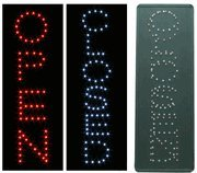 Animated Led Open & Closed Shop Sign