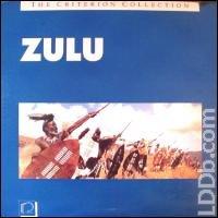 Zulu Laserdisc criterion collection