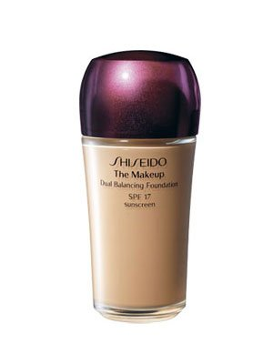 Shiseido The Makeup Dual Balancing Foundation Review