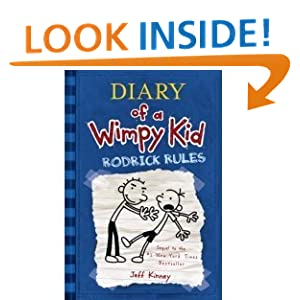 Rodrick Rules (Diary of a Wimpy Kid) and over one million other books