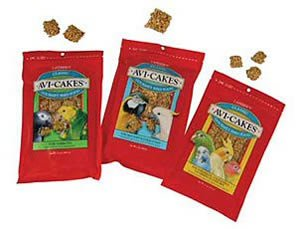 Cheap Brand New, Lafebers Avi-Cakes For Parakeet, Cockatiels, Lovebird and Conures 8 oz (Sale Lafeber – Specialty Foods) (MSS160-86010-RR|1)