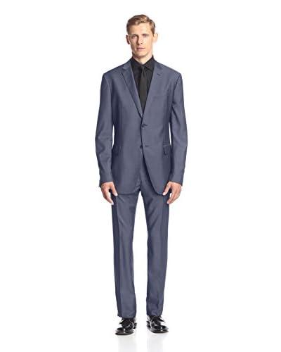 John Varvatos Men's Hampton 2 Button Suit