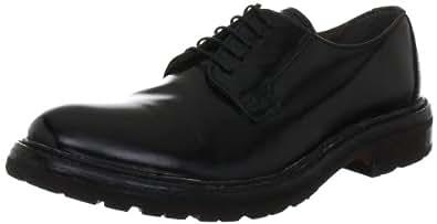 MOMA Derby Shoe 53201-0, Herren Casual Schnürer, Schwarz (nero), EU 41