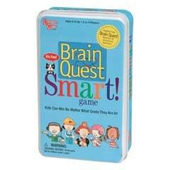 Brain Quest Smart Travel Card Game