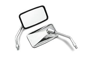 Bikemaster Mirror Stainless Steel Left Right Universal