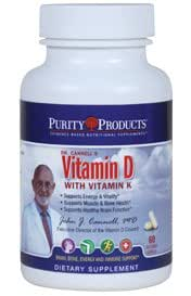 Dr. Cannell's Vitamin D with Vitamin K