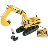 """18"""" Caterpillar Remote Control Excavator"""