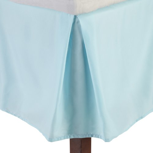 lamma loe s solid tailored bed skirt dust ruffle