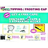 16 Pieces Value Pack Frosting Cap