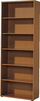regal 6 ordnerh hen hxbxt 2167x800x362mm kirschbaum. Black Bedroom Furniture Sets. Home Design Ideas