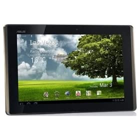 Asus Tablet PC TF101-A1 EeePad 16GB SSD 10.1inch Tegra2 1GB Android3.0 8hour Retail