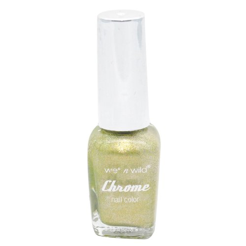 ウェットアンドワイルド CHROME NAIL COLOR #33971 I GOT A COMーPEWTER
