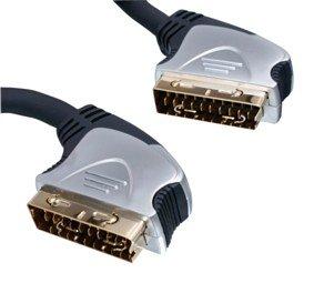HQ HQSS1003/1.5 Câble péritel haute qualité 1,5 m
