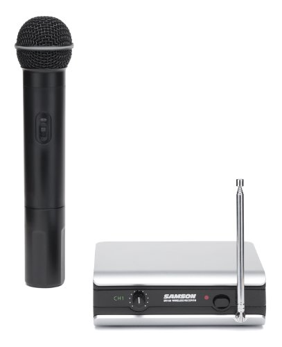 Samson Swv166Sht6U-11 Handheld Wireless Microphone