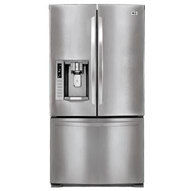LG : LFX28977ST (LFX28978ST) 26.7 cu. ft. French Door Refrigerator - Stainless Steel