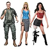 Grindhouse 7 inch Action Figure Set