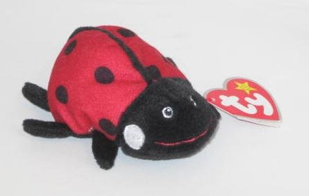 TY McDonald's Teenie Beanie - #2 MAIDEN the Ladybug (2009) - 1