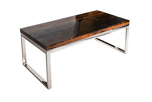 Amaris-Elements-Reno-eleganter-Couchtisch-Wohnzimmertisch-rechteckig-120x60xH45cm-Railwood-Tischplatte-Gestell-aus-Edelstahl