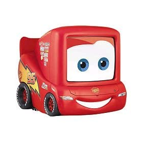 "Disney Pixar's Cars The Movie 13"" TV/DVD Combo"