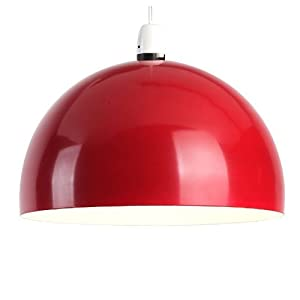 MiniSun - Modern Metal Retro Arco Dome Pendant Ceiling Light Shade from MiniSun