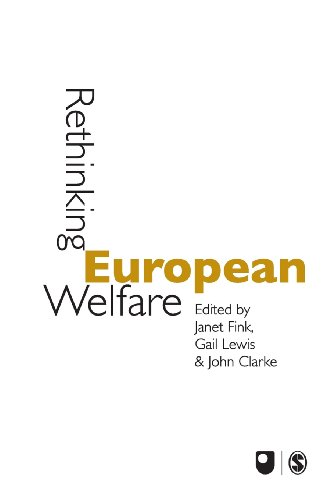 Rethinking European Welfare: Transformations of European Social Policy (Published in association with The Open Universit